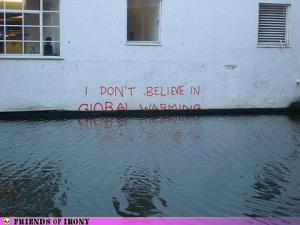 Do climate change adherents feel it necessary to belittle those who disagree as being somehow less....?